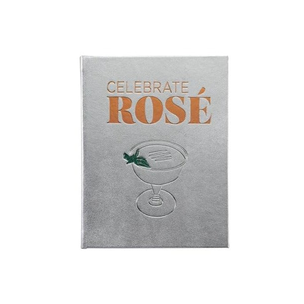 Celebrate Rose Wine Cocktails Hostess Gift Paper Twist Charlotte