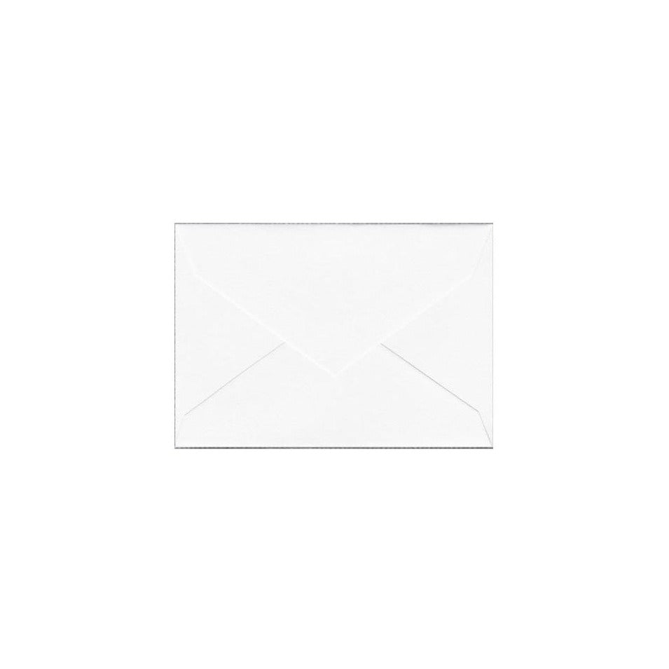 Enclosure Envelopes Pearl White