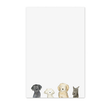 Load image into Gallery viewer, Notepad Doggy Days