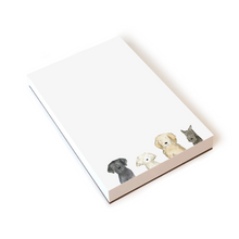 Load image into Gallery viewer, Dog Notes Stationery Stationary Children Kids Thank You Correspondence Shop Small Charlotte