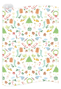 Gift Wrap Holiday Favorites