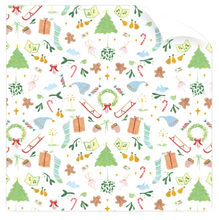 Load image into Gallery viewer, Favorite Things Dixie Designs Holiday Gift Wrap Drawer Liner Charlotte