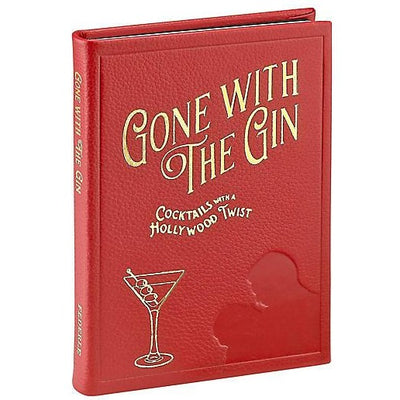 Gone with the Wind Hollywood Cocktails Leather Book Recipe Mixology Shop Small Charlotte