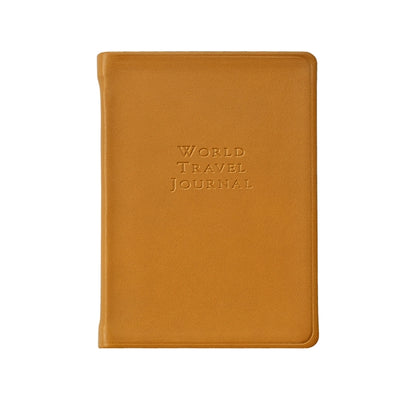 Leather bound travel journal Shop desk accessories and stationery at paper twist in charlotte