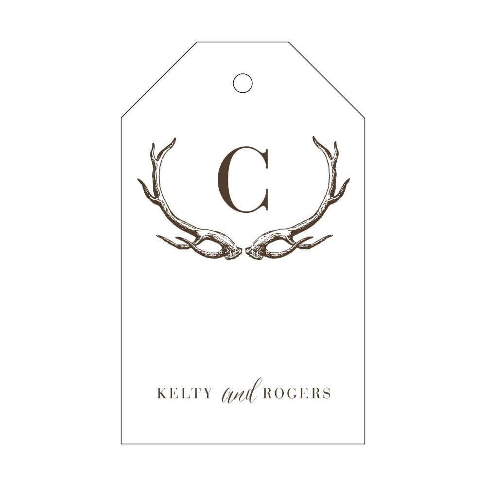 Letterpress Gift Tag Stationery Wardrobe Stationary Hostess Gifting Shop Small Local Charlotte