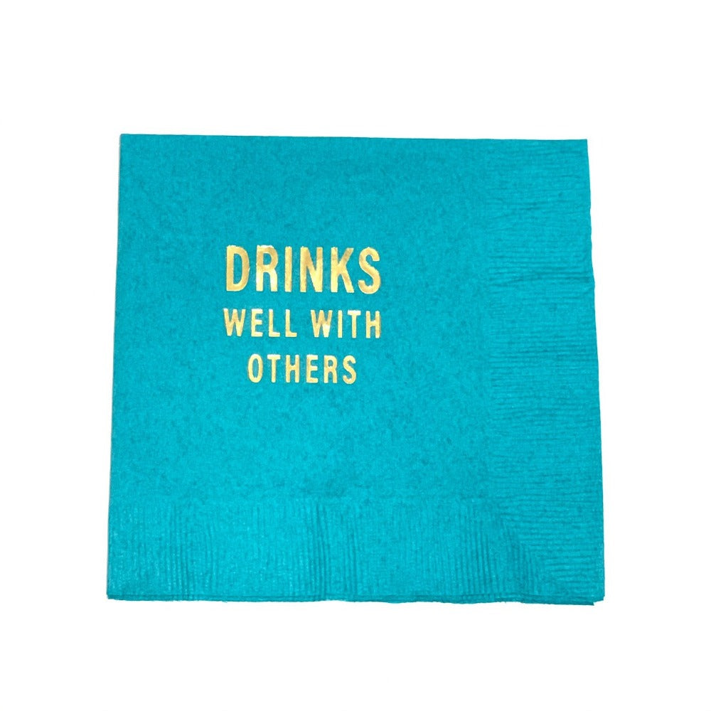 Drinks Well Napkins