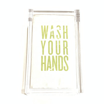Wash Your Hands Guest Towels