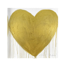 Load image into Gallery viewer, Block of Love Metallic Heart