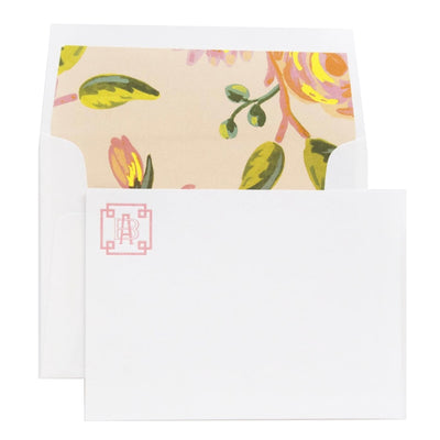 Letterpress Notecard Correspondence Stationery Stationary Shop Small Local Charlotte Gifting