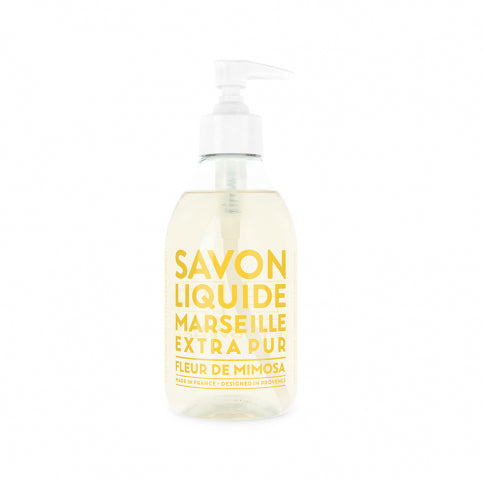 Liquid Marseille Soap Mimosa Flower