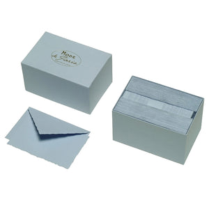 Notecard Box Blue