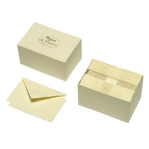 Ivory Ecru Notes Boxed Stationery Stationary Thank You Correspondence Shop Small Charlotte