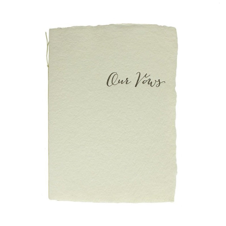 Vows Journal