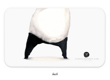 Load image into Gallery viewer, Little Notes Panda Hug
