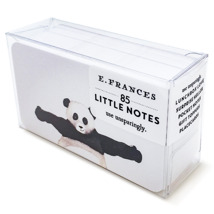 Little Notes Panda Hug