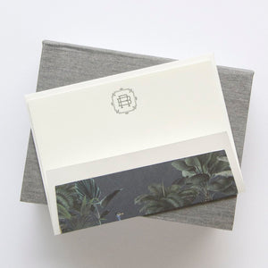 Petite Box Letterpress Notecard Correspondence Stationery Stationary Shop Small Local Charlotte Gifting