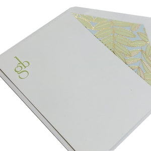 Engraved Stationery Petite 301