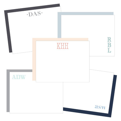 Petite Monogram Notes