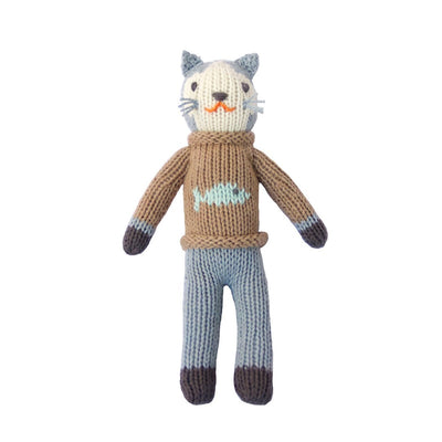 Bla Bla Cat Doll. Shop baby shower nursery gifts at paper twist in Charlotte.