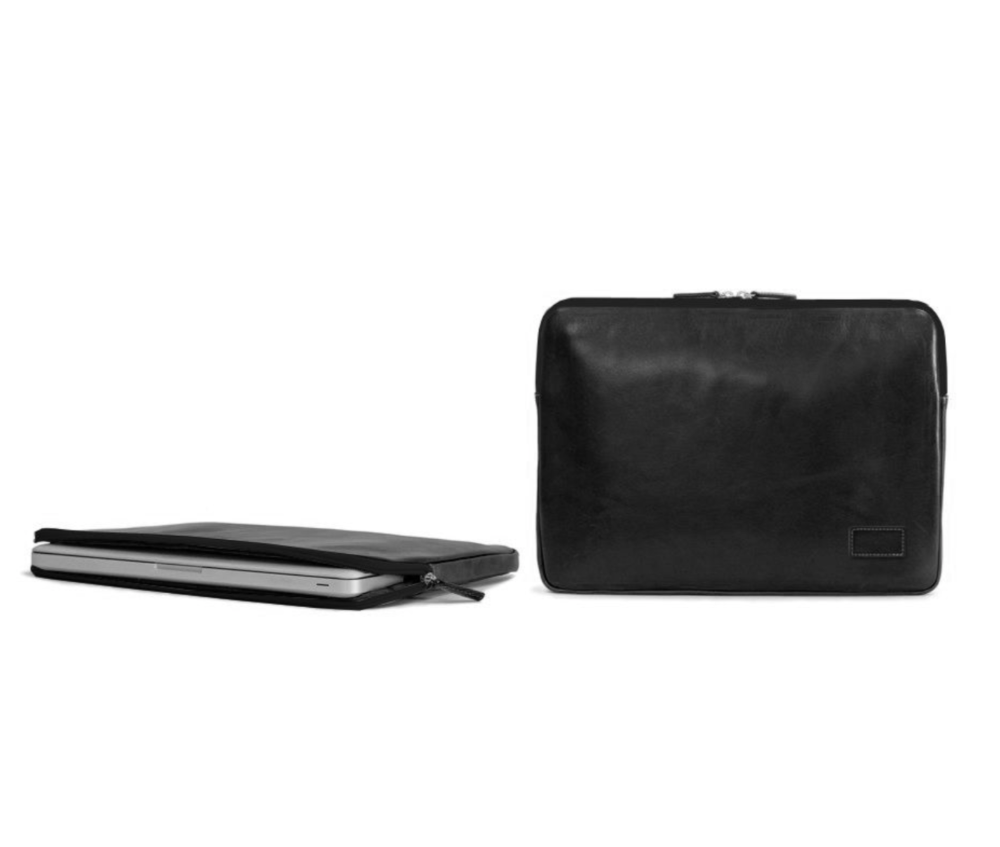 Leather Laptop Case - 13 inch