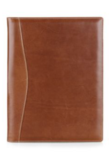 Leather Portfolio Notepad Personalized Gifts for Him Graduation Shop Small Local Charlotte