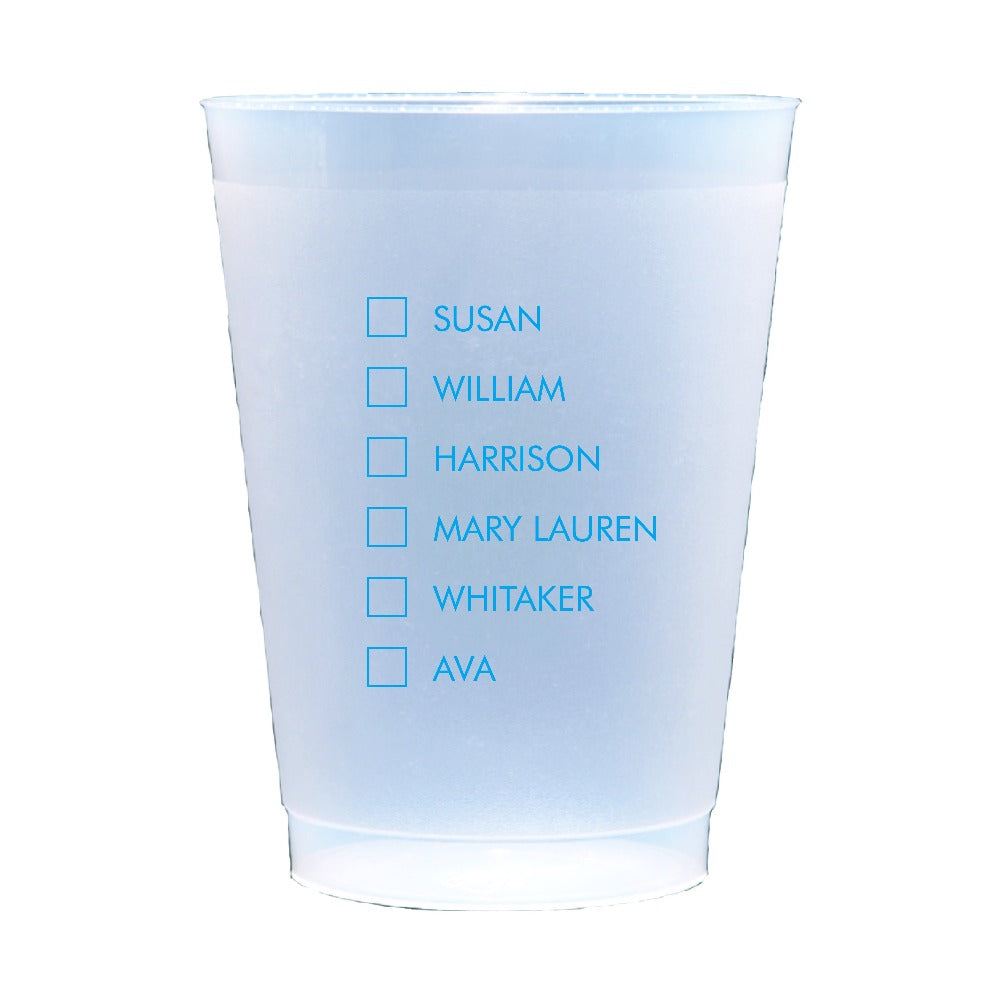 Family Shatterproof Cups 6