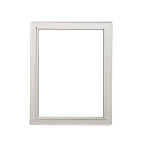 Silver frame. Shop home decor at paper twist in charlotte.