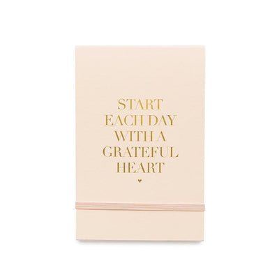 Notepad Grateful Heart Concealed