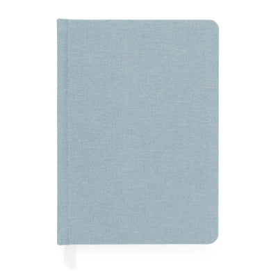 Blue Bound Journal Notebook Desk Accessories Gifts Paper Shop Small Charlotte