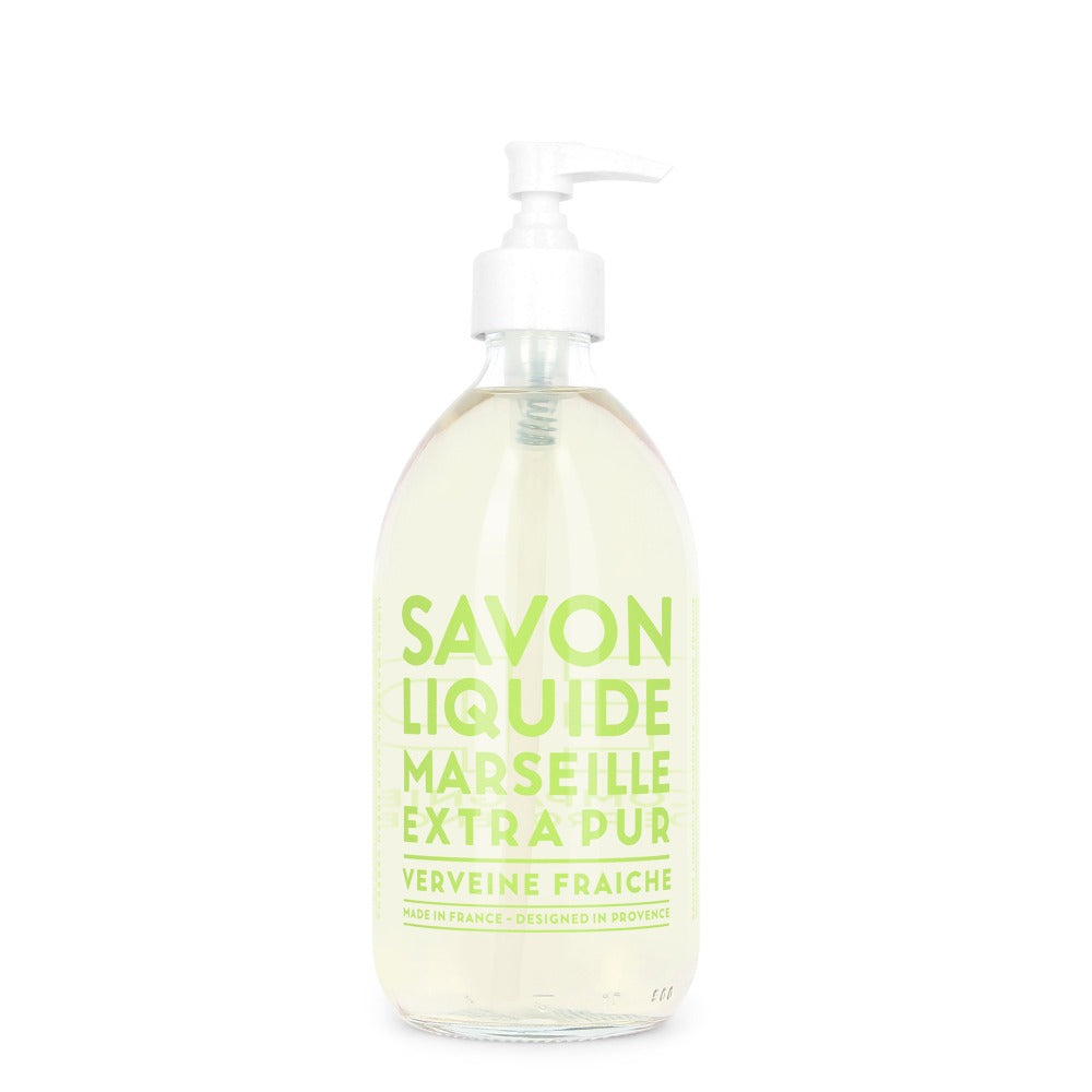 Liquid Marseille Soap Verbena