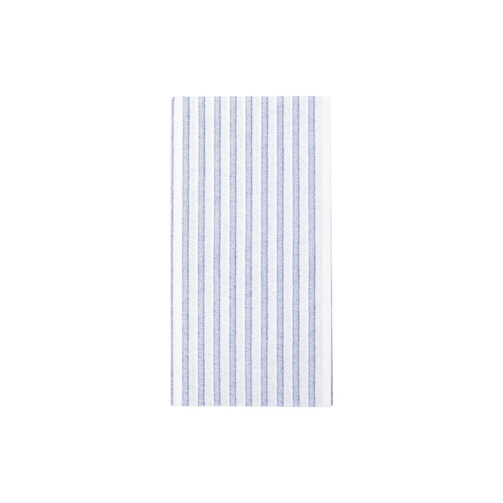 Disposable striped guest towel napkin paper shop small local Charlotte hostess gift