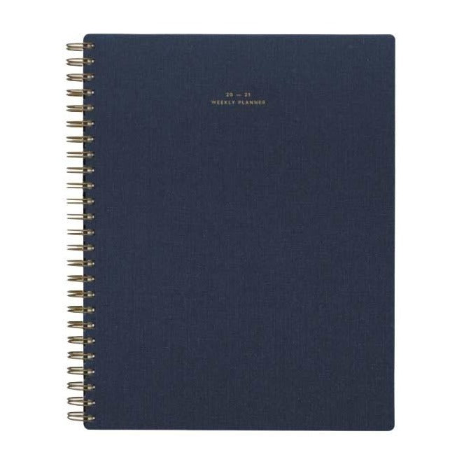 Weekly Planner Oxford Blue