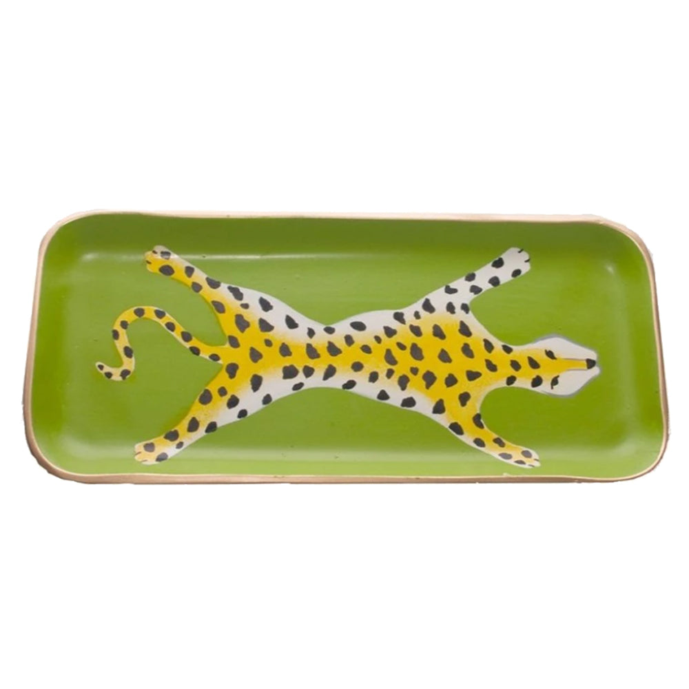 Dana Gibson Animal Cheetah Spotted Desk Stationary Shop Small Local Hostess Realtor Corporate Gifting Charlotte