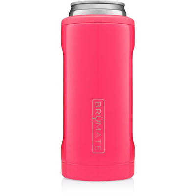 Slim Can Holder Neon Pink