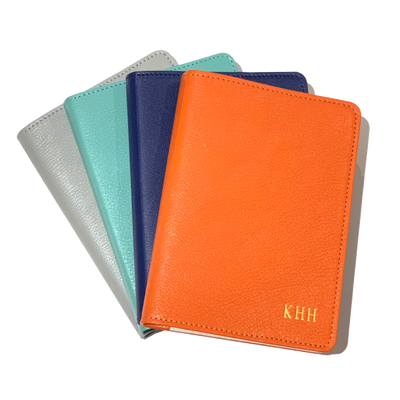 Leather Refillable Notebook 7