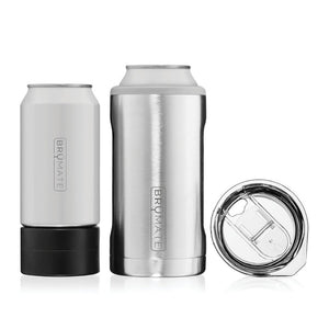 Stainless steel can holder. On the go cup