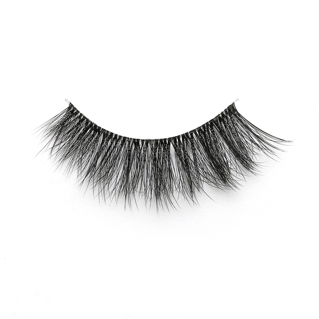 Beaut 3D Invisiband Faux Mink Lashes - FYF Cosmetics
