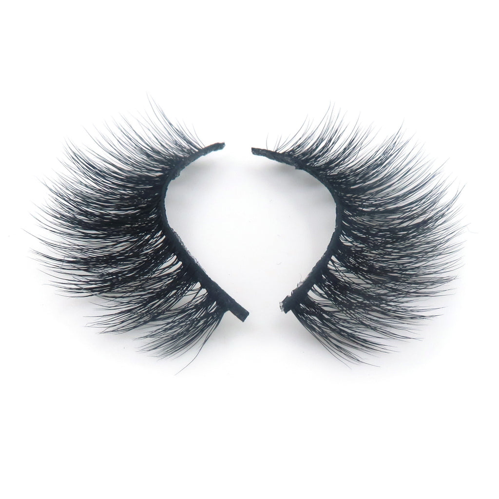 Fleek 6D Faux Mink Lashes - FYF Cosmetics