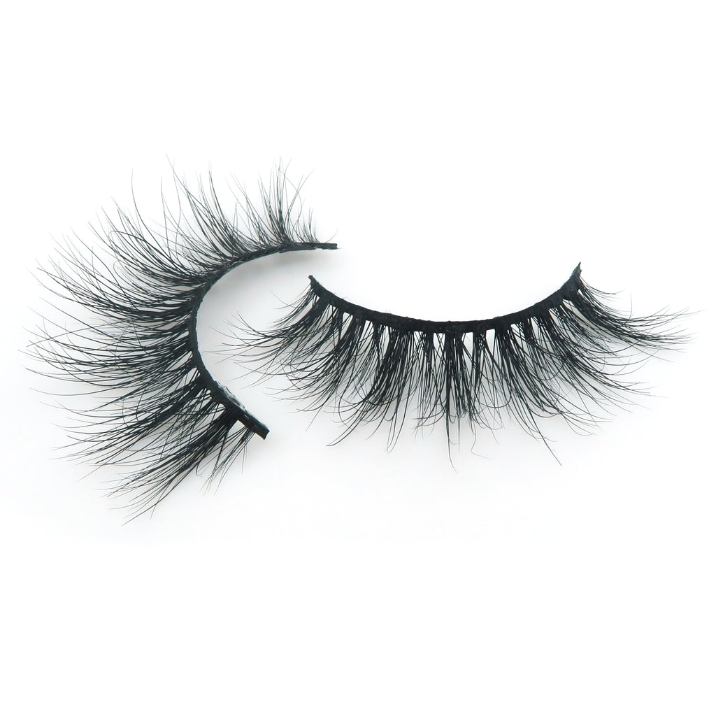 Fluffy 3D Mink Lashes - FYF Cosmetics