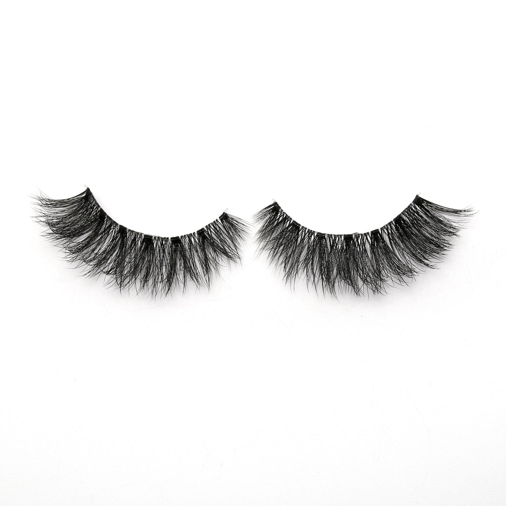 Glam 3D Invisiband Faux Mink Lashes - FYF Cosmetics