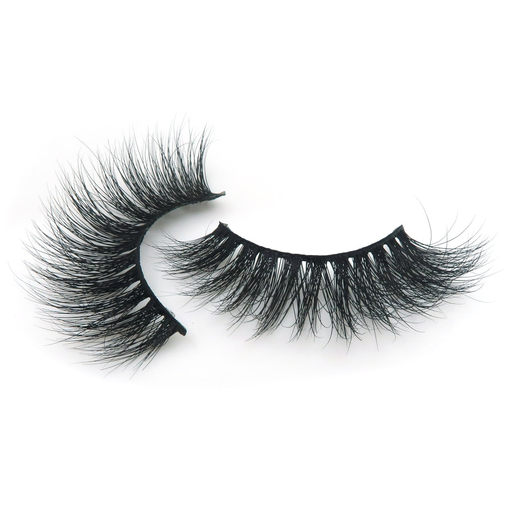 Glossy 3D Mink Lashes - FYF Cosmetics