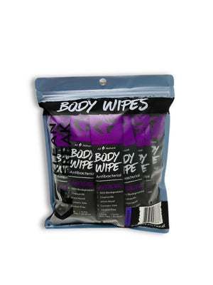 Lavender Scented Body Wipe - 12 Pack