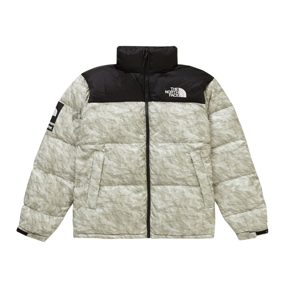 Supreme x The North Face Paper Nuptse