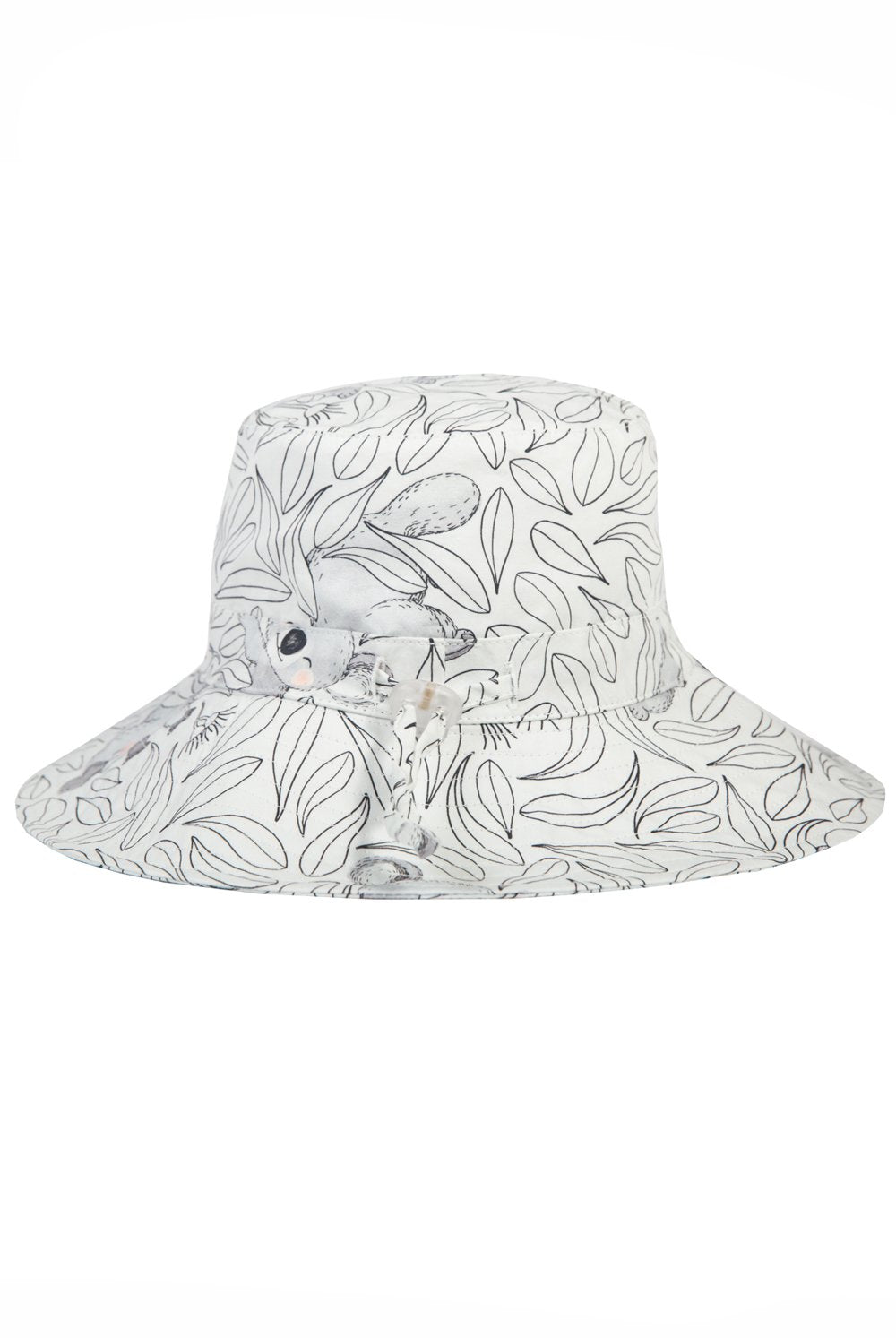 Cuddly Faces Children's Sun Hat