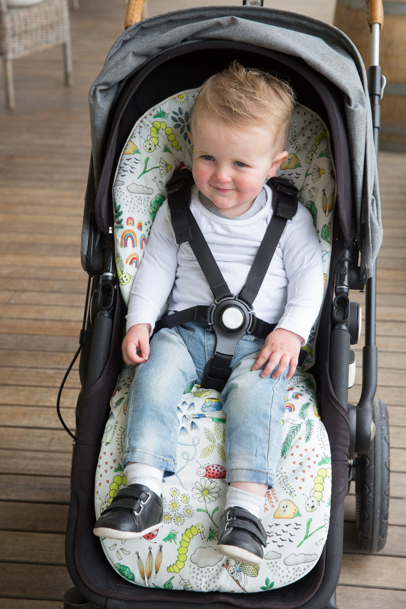 Pushchair & stroller liners | Universal fit | Marmalade Lion