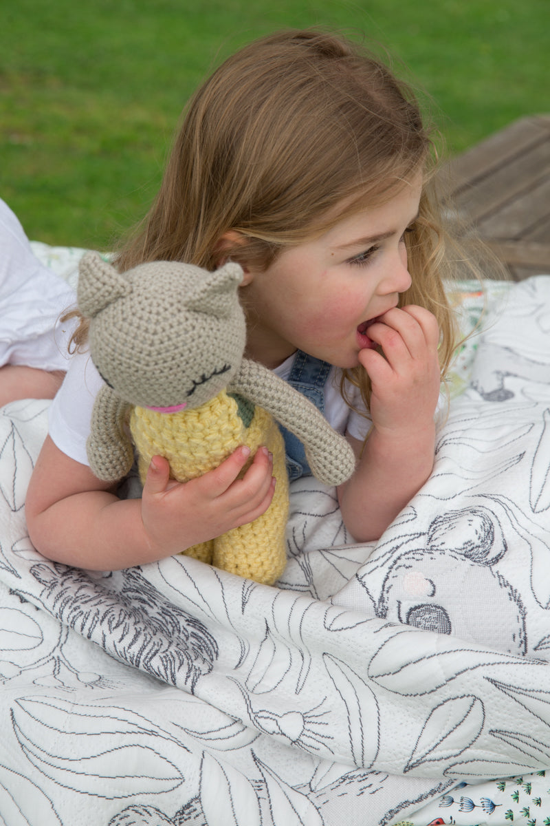 Baby blankets | Baby keepsakes and gifts | Marmalade Lion