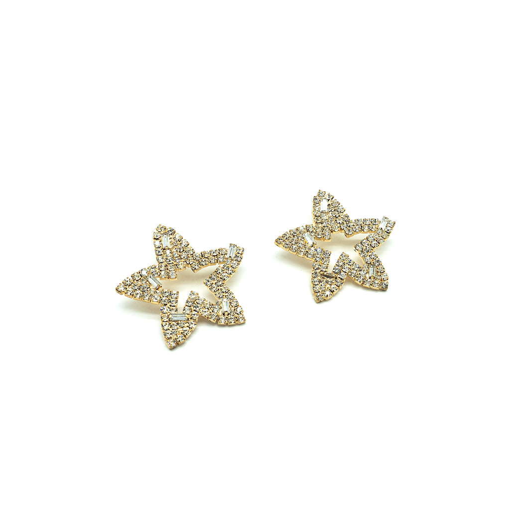 Scarlet Star Earrings - Giulio accessories