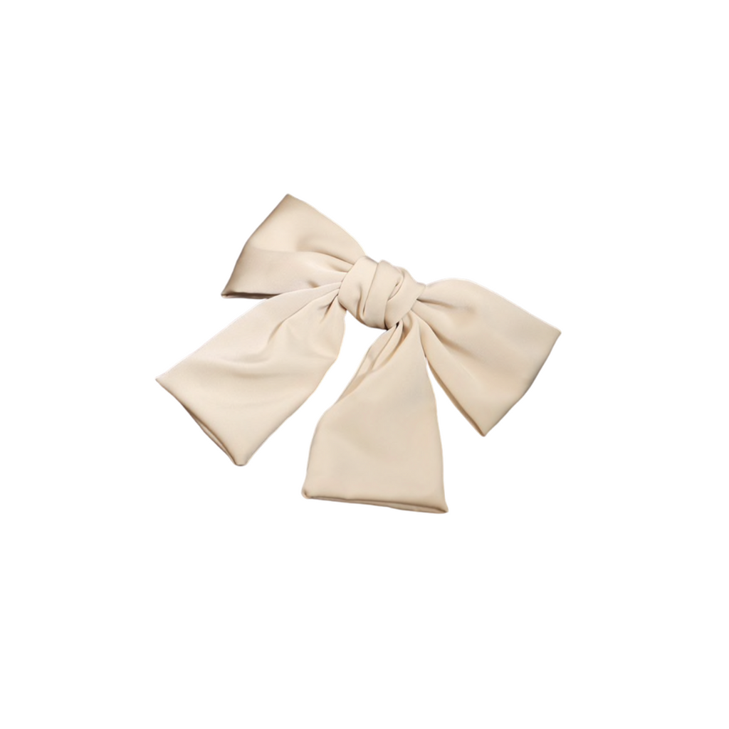Delphine Extra Large Bow Barrette