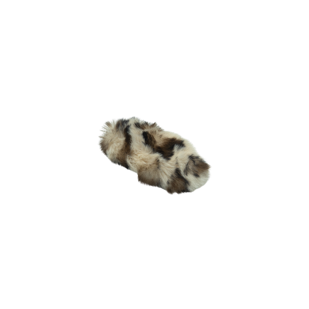Alice Faux Fur Hair Slide