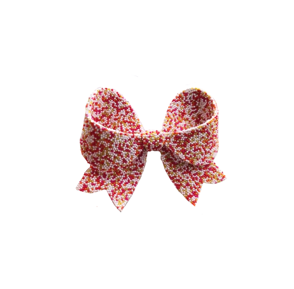 Tiny Giulio -  Candy Bow Hair Clip